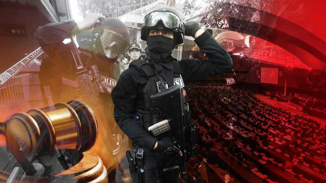 Ini Pengertian Terorisme Versi Pemerintah