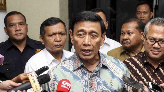 Wiranto Minta Polemik Revisi UU Terorisme di DPR Dihentikan