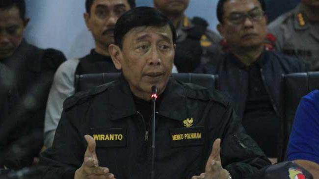 Wiranto: RUU Terorisme Tidak untuk Kepentingan Politik