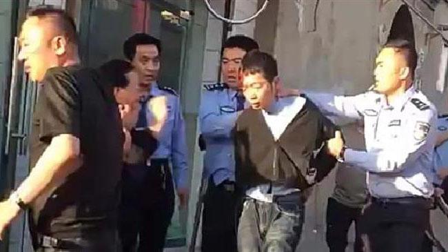 Cina Hukum Mati Pria Pembunuh 9 Murid Sekolah