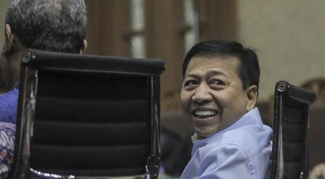 Korupsi Bakamla: Keponakan Novanto Cabut Keterangan, Apa Akibatnya?