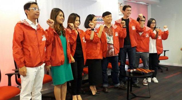 Datangi MK, PSI Minta Uji Materi soal Iklan Kampanye Segera Disidangkan