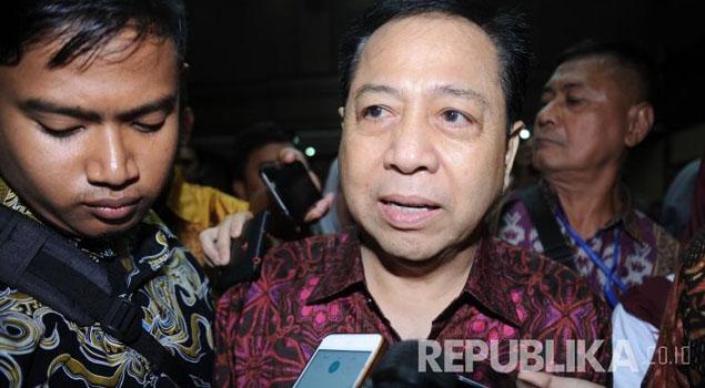 Setnov Tagih Piutang Agar Bisa Bayar Uang Pengganti Korupsi