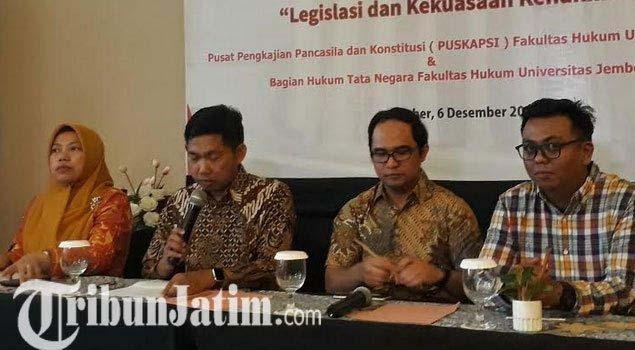 Ketua KY : Sanksi dari KY Harusnya Bersifat Final Bukan Rekomendasi