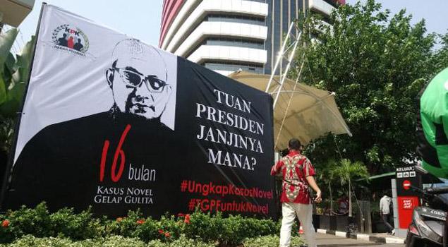 Meski Dikritik, Pembentukan TGPF Novel Baswedan Dinilai Tepat