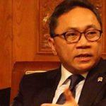 Ketua MPR Zulkifli Hasan Belum Lapor LHKPN Tahun 2018