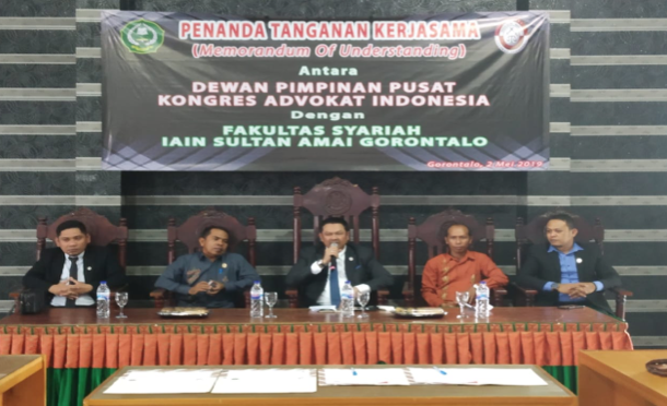 Pasca Kongres III KAI, Presiden Langsung Melayani Anggota di Daerah