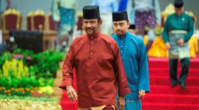 HRW Desak Pemerintah Brunei Darussalam Cabut Hukum Syariah