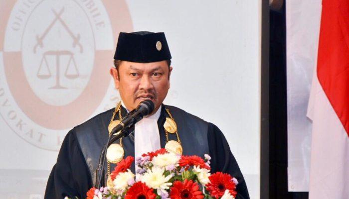 Presiden KAI Tjoetjoe S Hernanto