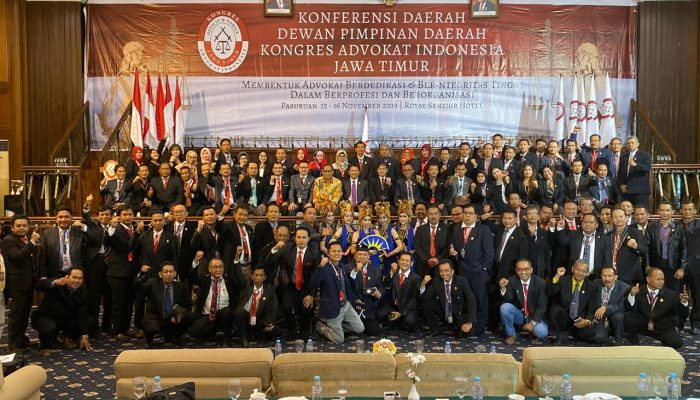 Konferensi Daerah KAI DPD Jatim Masih Bernuansa Kongres Nasional III di Surabaya