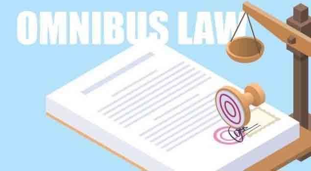Omnibus Law Dianggap Cederai Sejarah Paten