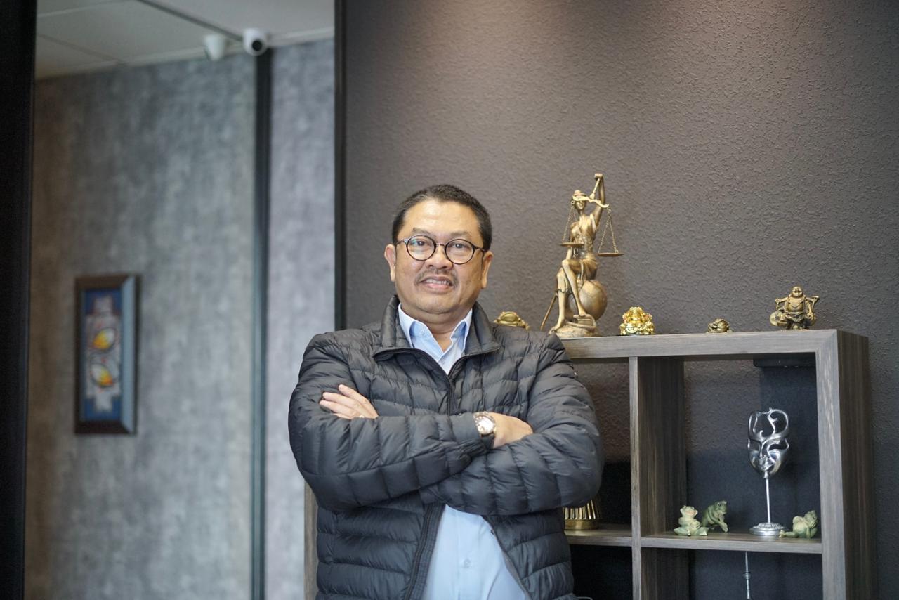 Adv Tjoetjoe Sandjaja Hernanto, Presiden KAI Kongres Advokat Indonesia